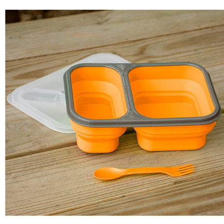 FlexWare Mess Kit Bowl + Spork | UST
