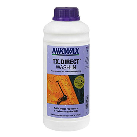 Импрегнатор за облекла NikWax TX.Direct Wash In 1L