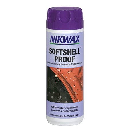 Импрегнатор за облекла NikWax SoftShell Proof™ Wash-In