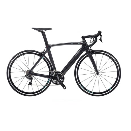 Шосейно колело Bianchi Oltre XR4 - Dura Ace 11SP Compact Fulcrum Racing 418
