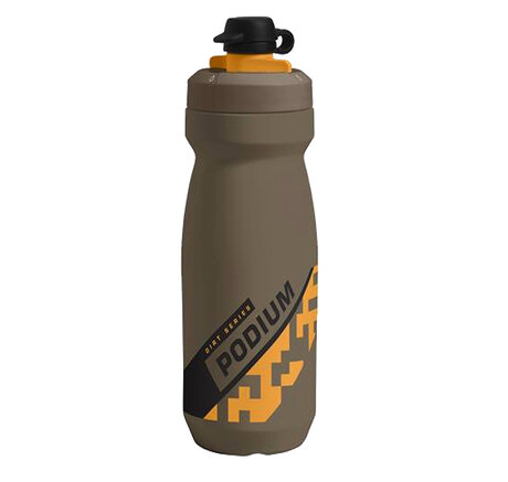 Байк бутилка CamelBak Podium Dirt 620ml Grey