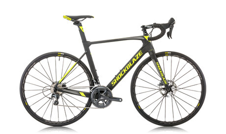 Шосейно колело Shockblaze S5 SL Ultegra Disc, Mavic