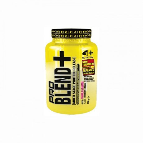 Pro Blend+ Protein 4+Nutrition