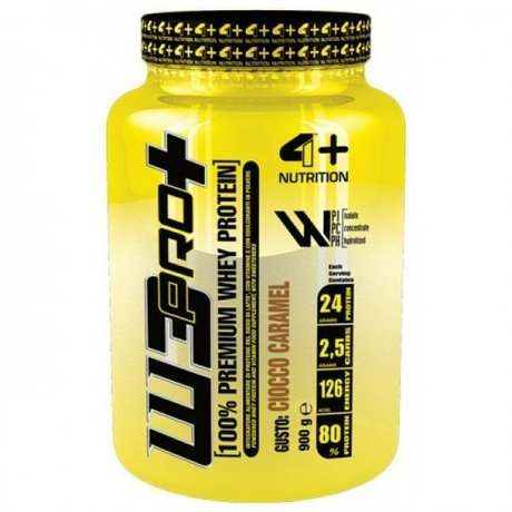W3 PRO+ Protein 4+Nutrition