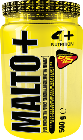 MALTO DX+ Energy product 4+Nutrition