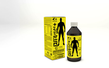 CUT 4 HIM+ Liquid Fatburner 4+Nutrition