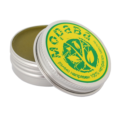 100% Natural Organic Balm for Minor Skin Injuries Handmade