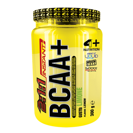 INSTANT XTREME BCAA+  4+Nutrition