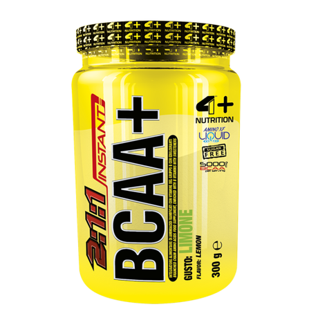Instant BCAA+   4+Nutrition
