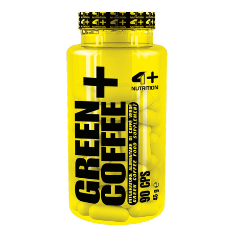 GREEN COFFEE+  4+Nutrition