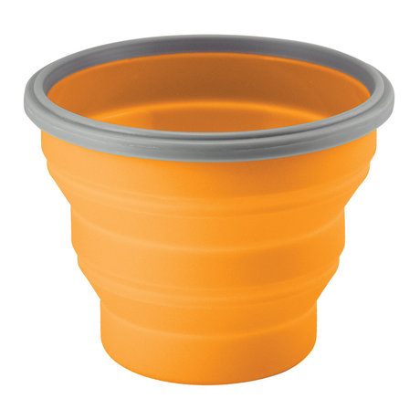 FlexWare Bowl Rigid rim for Camping | UST