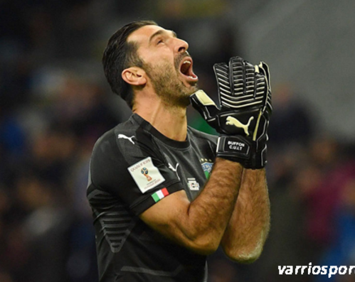 The Legend Buffon - the catastrophic end of a brilliant career!