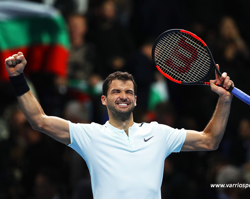 Grigor Dimitrov wins ATP Finals in London.  7 interesting facts about Grigor Dimitrov  you might not be aware of.