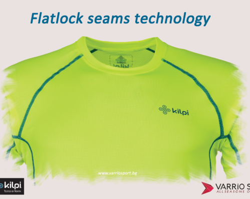 Flatlock Seams technology / Плоски Шевове