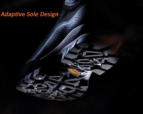 Adaptive Sole Design