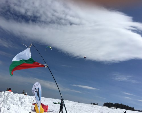 Snowkite Fest 2017 - Vitosha Mountain 18-19 of March