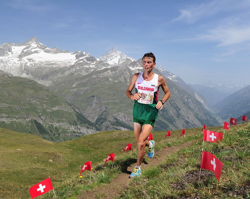 Shaban Mustafa - A non-human, mountain runner, marathoner, champion (of Bulgaria, Europe and not only!)