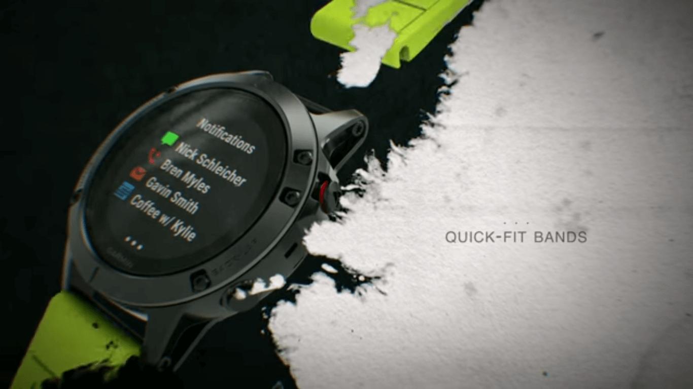 Garmin fenix 5X GPS Sport Watch - coming soon